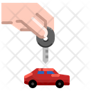 Sell Vehicle Car Icon