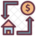 Sell Home Icon