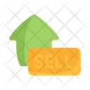 Sell House Estate Icon