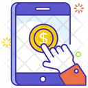 Sell Mobile Ppc Online Marketing Icon