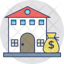 Sell Property Estate Icon