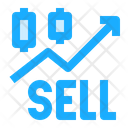 Sell Stock Stocks Market Icon