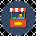 Salesman Salesperson Seller Icon