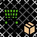 Store Shopping Market Icon