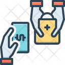 Selling Buy Shopping Icon