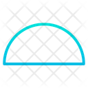 Semicircle Icon