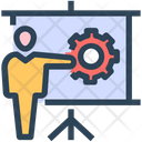 Seo Seminar Training Icon