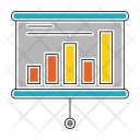 Seminar Business Chart Icon