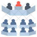 Senate Congress Government Icon