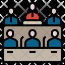 Senator Election Meeting Icon
