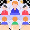 Senator Congress Government Icon