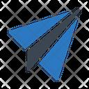 Send Paperplane Navigation Icon