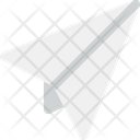 Send Telegram Paper Icon
