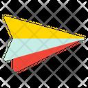 Send Plane Start Icon