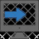 Seo Web Computer Icon