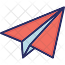 Email Paper Plane Send Icon