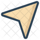 Arrow Send Email Icon