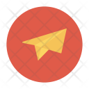 Send Paperplane Email Icon