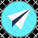 Send Paper Airplane Send Mail Icon