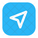 Send Share Social Icon