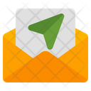 Send Mail Message Icon