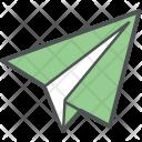 Send Symo Paper Icon