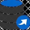 Send Data File Share File Transfer Icon