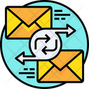 Send Email Send Mail Send Message Icon