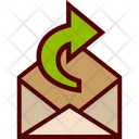 Open Email Inbox Icon