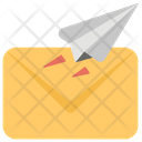 Send Email Electronic Mail E Messages Icon