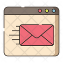 Msend Mail Send Mail Send Email Icon