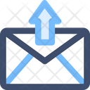 M Send Mail Icon