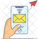 Send Email Corporate Email Business Email Icon