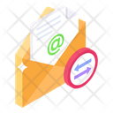 Send Email Mail Communication Letter Icon