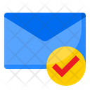 Send Email Send Mail Check Mail Icon