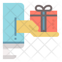 Send Gift Icon