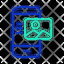 Send Image Icon