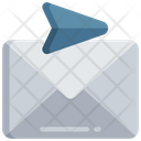Send Mail Email Logistics Icon
