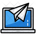 Mail Send Message Feedback Icon