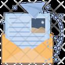 Send Envelope Mail Icon