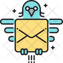 Msend Send Mail Messaging Icon
