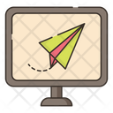 Msending Sending Mail Mail Icon