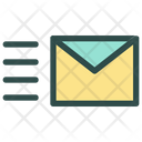 Message Delivery Shipping Icon