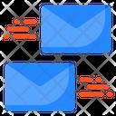 Send Mail Send Receive Icon