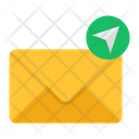 Send Mail Send Email Mail Uploading Icon