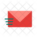 Mail Sending Message Icon