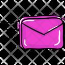 Send Message Text Envelope Icon