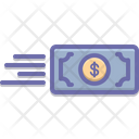 Money Transfer Cash Icon