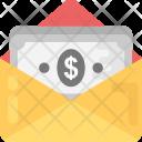 Send Money Paper Icon