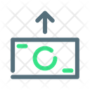 Send Transfer Money Icon